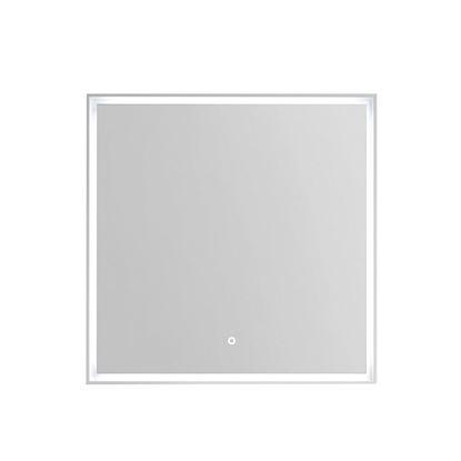 Bilde av Rammespeil med LED-Lys
