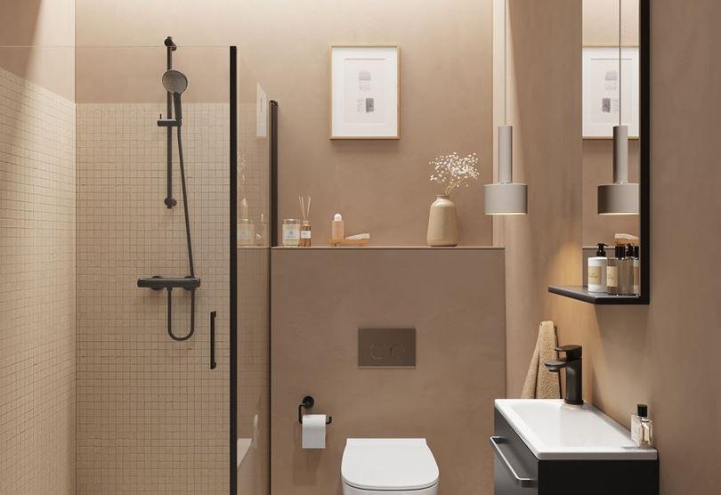 6 tips til små baderom