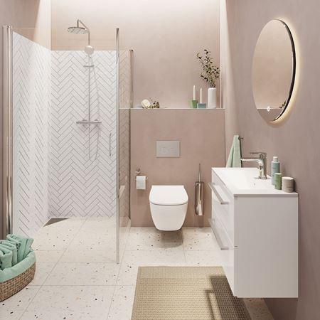 Bilde for kategori Det lille baderommet